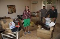 Kemer'de Sel Bilançosu Kabarıyor