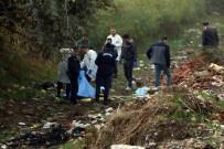 KARAAĞAÇLı - Manisa'da Dere Yatağında Bulunan Cesedin Kimliği Belirlendi
