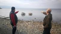 (Özel) Su Altı Müzesi Olacağı Açıklanmıştı, Kalıntıları Suyun Üzerine Çıktı