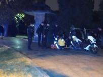 Şişli'de Alkollü Grup Arasındaki Kavgada 1 Kişi Ağır Yaralandı