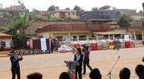 HAMİLE KADIN - TİKA'dan Kamerun'da Toprak Kayması Mağduru Ailelere Yardım