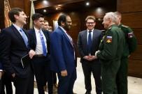 FÜZE SİSTEMİ - ABD'li Heyet, Rusya'nın Avangard Füze Sistemini İnceledi