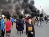 MUSEVI - Bağdat'ta Sevinç Kutlamasında 4 Yaralı