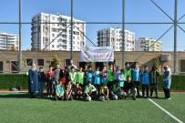 FUTBOL TURNUVASI - Bilgi Evi Futbol Turnuvası Sona Erdi