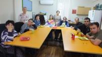 Burhaniye'de Engelliler İçin El Sanatları Kursu Açıldı