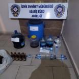Bursa'da Kaçak İçki Operasyonu