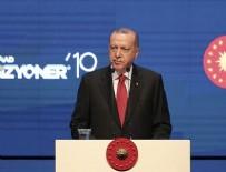 HALIÇ KONGRE MERKEZI - Cumhurbaşkanı Erdoğan: Milletimizin moralini bozma heveslerini başarılarımızla kıracağız