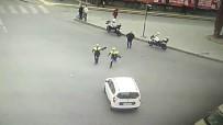 GAZİ YAŞARGİL - Polisin dikkati faciayı önledi...