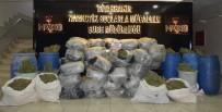 Diyarbakır'da 559 Kilo Esrar Ele Geçirildi