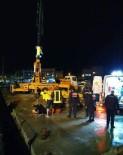KARABIGA - Gemide Yaşanan Kazada 1 İşçi Hayatını Kaybetti
