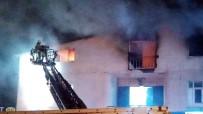 Güngören'de Tekstil Atölyesinde Çıkan Yangında Yaralananların Sayısı 5'E Yükseldi