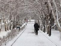 KıYı EGE - Meteoroloji'den yağmur ve kar uyarısı