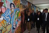RESIM SERGISI - Nihat Kantarcı Anadolu Lisesi'nde Tübitak 4006 Şenliği Yapıldı