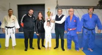 OSMAN ÖZTÜRK - Şampiyon Judoculara Tebrik Ziyareti