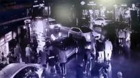 Trafikte Kaza Sonrası Kavga Ettiği Şahsı Bacağından Vurdu