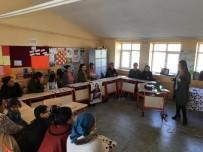 Tunceli'de  'Şiddetle Mücadele Ve Erken Yaşta Evlilik' Eğitimi