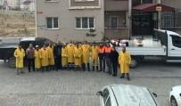 KıŞLAK - Van Büyükşehir Belediyesi, Kışlak Mücadelenin Startını Verdi