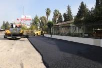 MEHMET AKıN - Yüreğir Belediyesi Asfalt Çalışmalarını Sürdürüyor