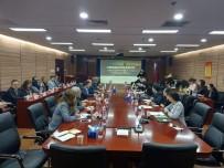 DIŞ POLİTİKA - AK Parti Heyeti Çeşitli Alanlarda Temaslarda Bulunmak İçin Çin'e Gitti
