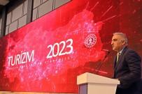 Bakan Ersoy Açıkladı Açıklaması 'Antalya'nın Uçuş Kapasitesi İki Katına Çıkartılacak'