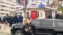 ÇUKURAMBAR - Cumhurbaşkanı Erdoğan'dan Taksi Durağına Ziyaret