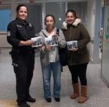 POLİS İMDAT - Datça Emniyeti Kadınları Dağıttığı Broşürle Uyardı