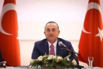 GÜNEY KIBRIS RUM KESİMİ - Dışişleri Bakanı Çavuşoğlu'dan NATO Güvenlik Planı Açıklaması