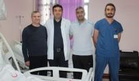 MENİSKÜS - Erzurum'da Bu Yöntemle Hastalar Tedavi Edilebiliyor
