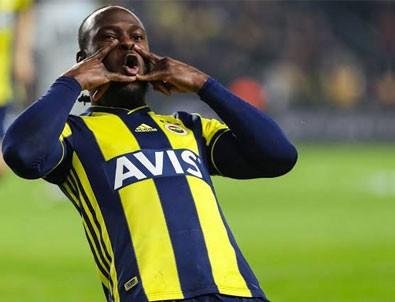 Fenerbahçe'de Moses sezon sonu gidiyor