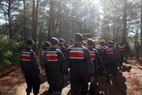 GÖCEK - Fethiye'de Kaçak Yapıldığı Belirlenen İstinat Duvarı İş Makinesiyle Yıkıldı