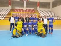 MEHMET KAPLAN - Gaziantep Polisgücü Spor'un Kalesi Emin Ellerde