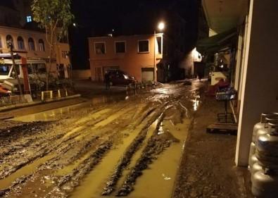 Giresun'da Etkili Yağış