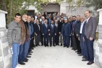 TURİZM CENNETİ - Hasankeyf'te AK Parti Danışma Meclisi Toplantısı