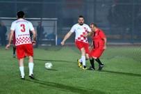 FUTBOL TURNUVASI - Isparta Belediyesi Futbol Turnuvası'nda Şampiyon 13 Aralık'ta