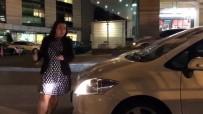 Kadın Sürücüden Örnek Davranış