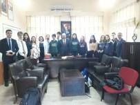 RESIM SERGISI - Karesi İlçe Milli Eğitim'de Etkinlikler Doludizgin