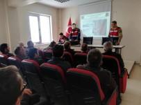 OKUL SERVİSİ - Kars'ta Kış Lastiği Ve Kış Tedbirleri Semineri