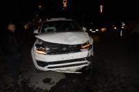 Mardin'de Trafik Kazası Açıklaması 2'Si Polis 7 Yaralı