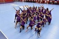 MURAT ÇELIK - Muratpaşa Belediyespor Kadın Hentbol Takımı Görele'yi Ağırlayacak