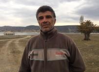 ALI EKBER - (Özel) Köylülerin Barajdaki Ekmek Kaygısı