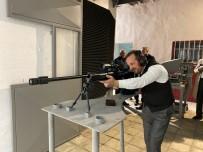 SAVAŞ UÇAĞI - (Özel) NATO'nun Belirlediği 42 Testi Geçen Dünyadaki Tek Tüfeği Milletvekilleri Böyle Test Etti