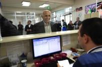 HALKBANK - Pamukkale Belediyesi Vezneleri Hafta Sonu Hizmet Verecek
