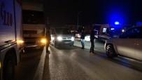 Sancaktepe'de Tır Yayaya Çarptı Açıklaması 1 Ölü