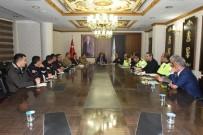 ULAŞıM KOORDINASYON MERKEZI - Şanlıurfa'da Kış Tedbirleri Masaya Yatırıldı