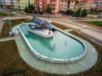 ERMENEK - Şehit Pilot Ayfer Gök'ün İsmi, F-4 Fantom Uçağı Yerleştirilen Kavşağa Veriliyor