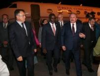 VEYSEL EROĞLU - TBMM Başkanı Mustafa Şentop Cibuti'de