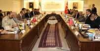 UYUŞTURUCU KAÇAKÇILIĞI - Türkiye İle İran Arasında '55. Alt Güvenlik Komite Toplantısı' Van'da Başladı