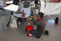 SIVIL HAVACıLıK GENEL MÜDÜRLÜĞÜ - Uçak Bakım Personeli Samsun'da Yetişiyor