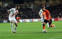 CENGİZ ÜNDER - UEFA Avrupa Ligi Açıklaması M. Başakşehir Açıklaması 0 - Roma Açıklaması 3 (İlk Yarı)