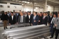 ALİ HAMZA PEHLİVAN - Vali Pehlivan, Cizre OSB'de Çelik Kapı Fabrikasının Açılışını Gerçekleştirdi